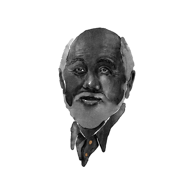 Esquire Illustration - Portrait